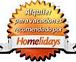alojamiento anunciado en Homelidays.com